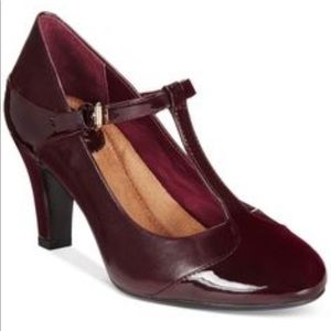 New Giani Bernini venezia mary janes T strap heels